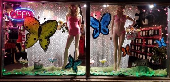 Butterfly Window