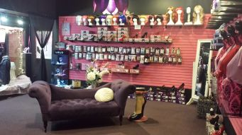 shoe room pic 1