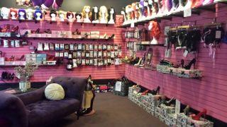 Shoe room pic