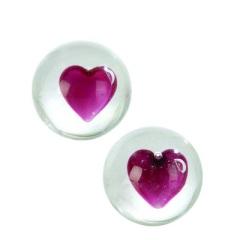 Heart Ben Wa balls