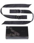 Lelo grey silk bondage tie