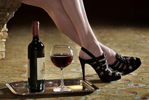heels vino