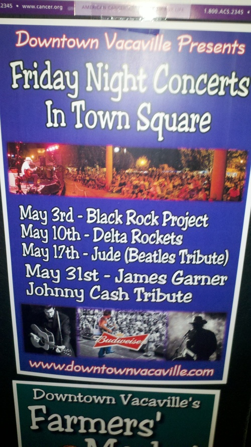 town square events