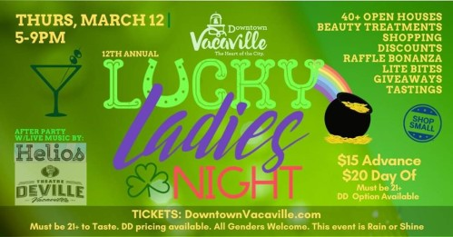 Lucky Ladies Night